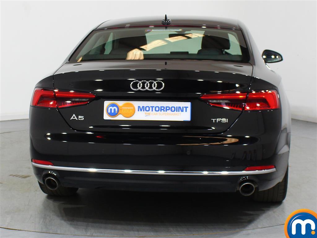 Audi A5 SE Manual Petrol Coupe - Stock Number (1010754) - Rear bumper