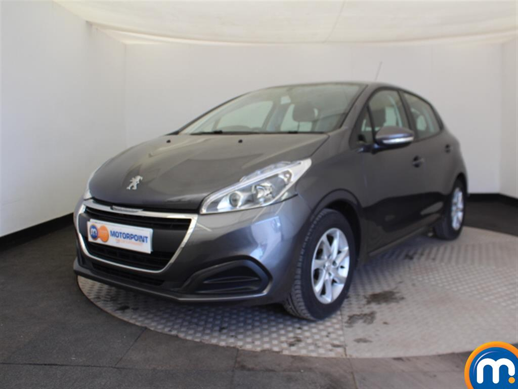 Peugeot 208 Active - Stock Number 1028757 Passenger side front corner