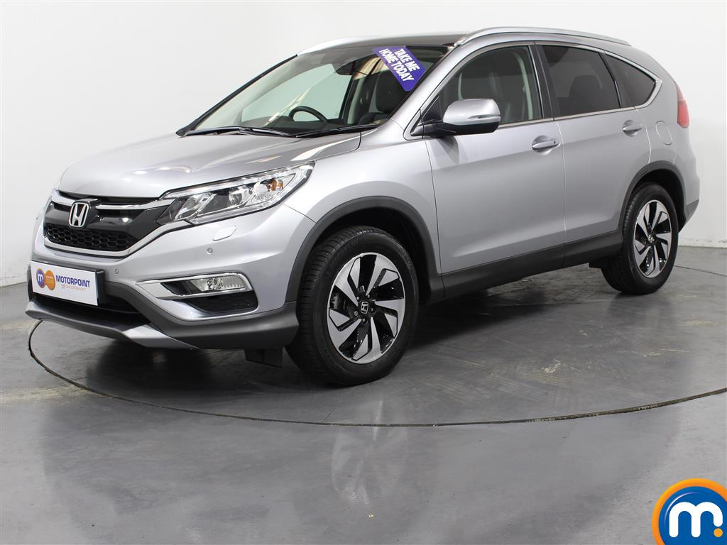 Honda Cr-V EX - Stock Number (1024359) - Passenger side front corner