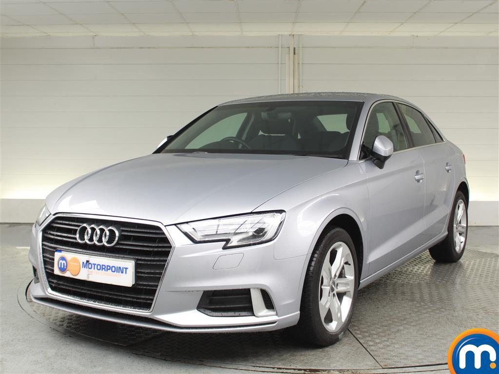 Audi A3 Sport - Stock Number (1024432) - Passenger side front corner