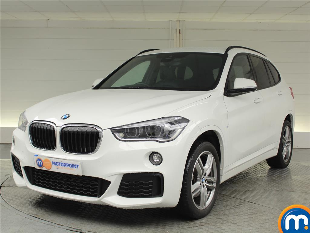 BMW X1 M Sport - Stock Number (1022554) - Passenger side front corner