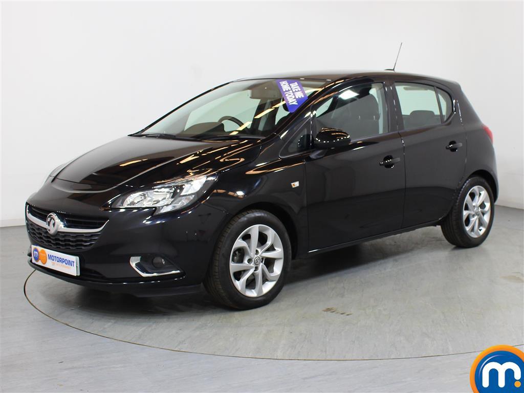 Vauxhall Corsa SRi - Stock Number (1027212) - Passenger side front corner