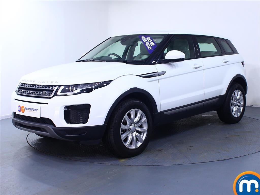 Land Rover Range Rover Evoque SE - Stock Number (1029147) - Passenger side front corner