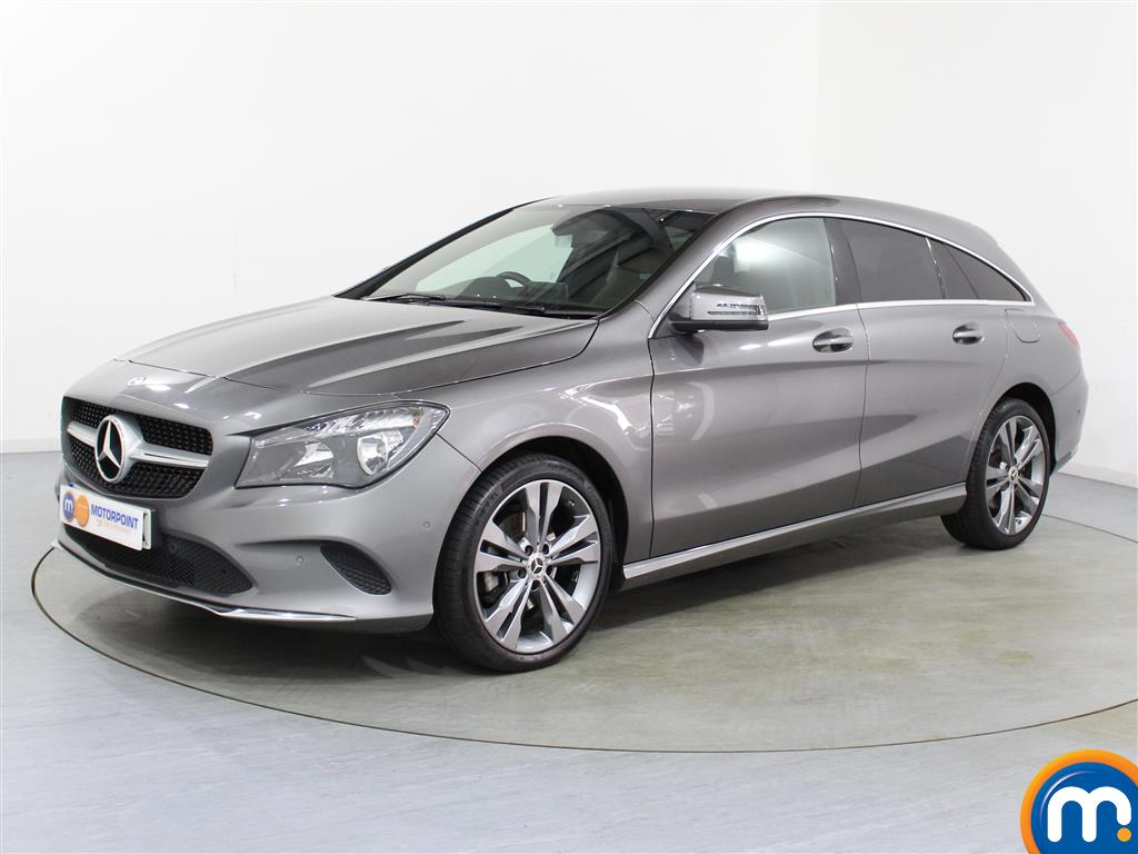 Mercedes-Benz Cla Class Sport - Stock Number (1020748) - Passenger side front corner