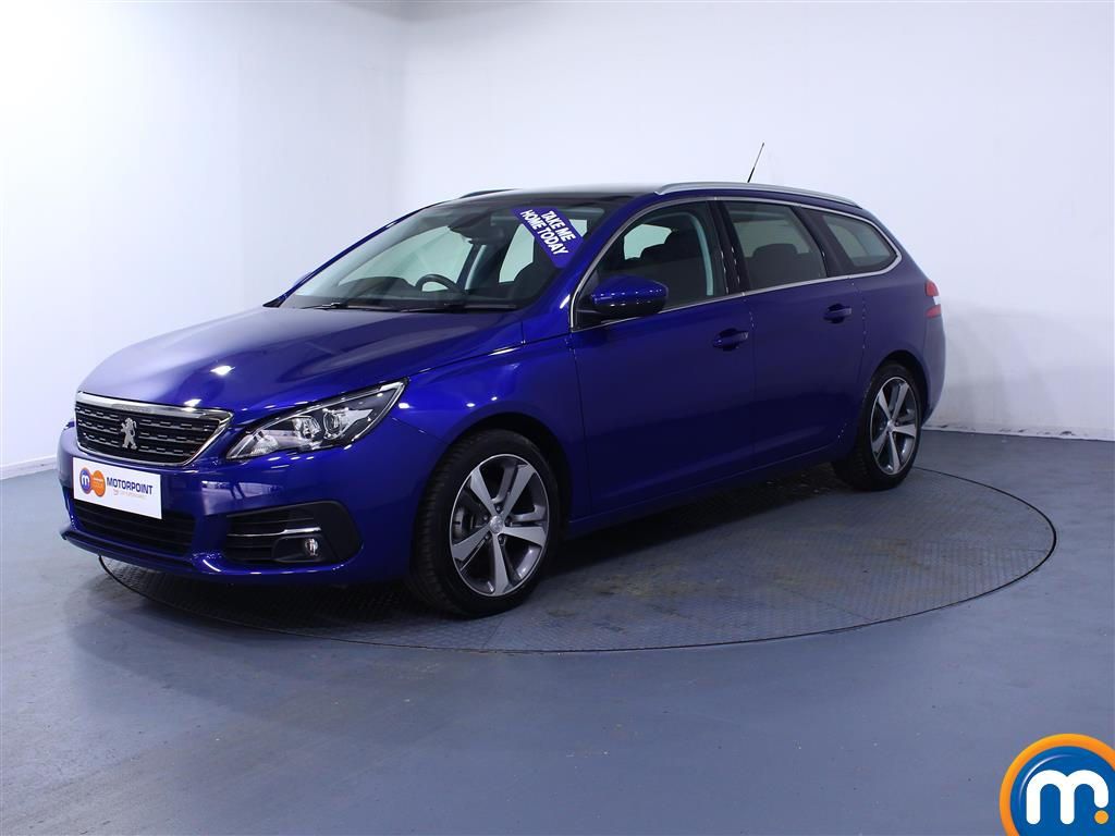 Peugeot 308 Allure - Stock Number (1023622) - Passenger side front corner