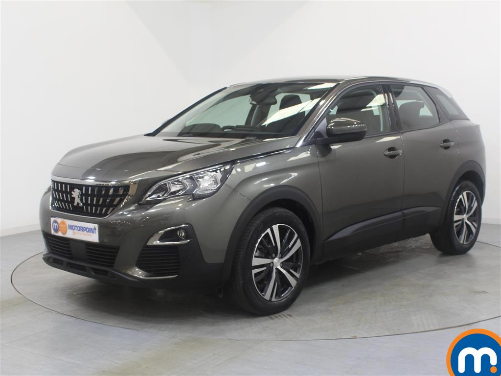 Peugeot 3008 Active - Stock Number (1027504) - Passenger side front corner