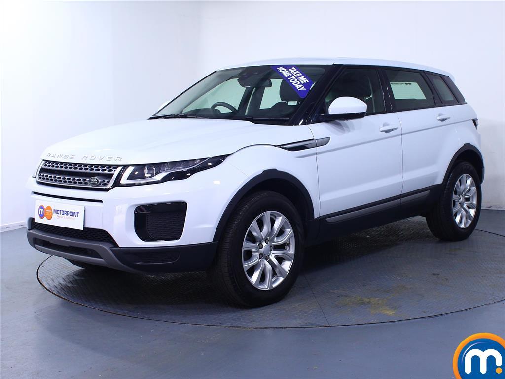 Land Rover Range Rover Evoque SE - Stock Number (1030076) - Passenger side front corner