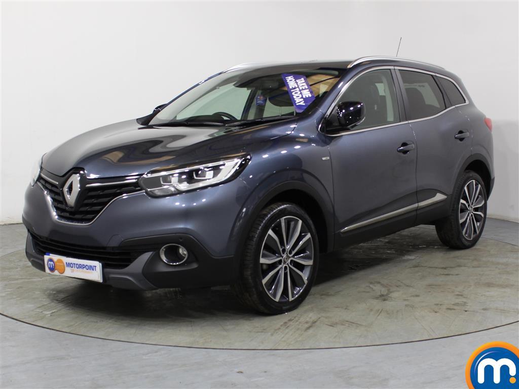 Renault Kadjar Signature Nav - Stock Number (984541) - Passenger side front corner