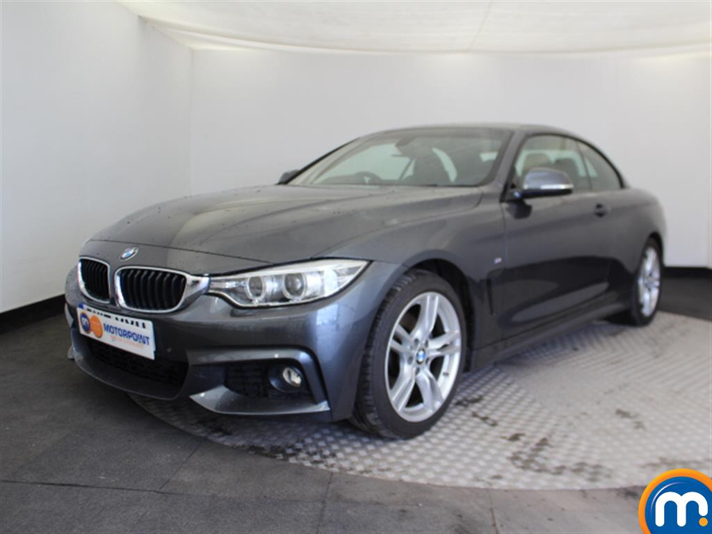 BMW 4 Series M Sport - Stock Number (1023645) - Passenger side front corner