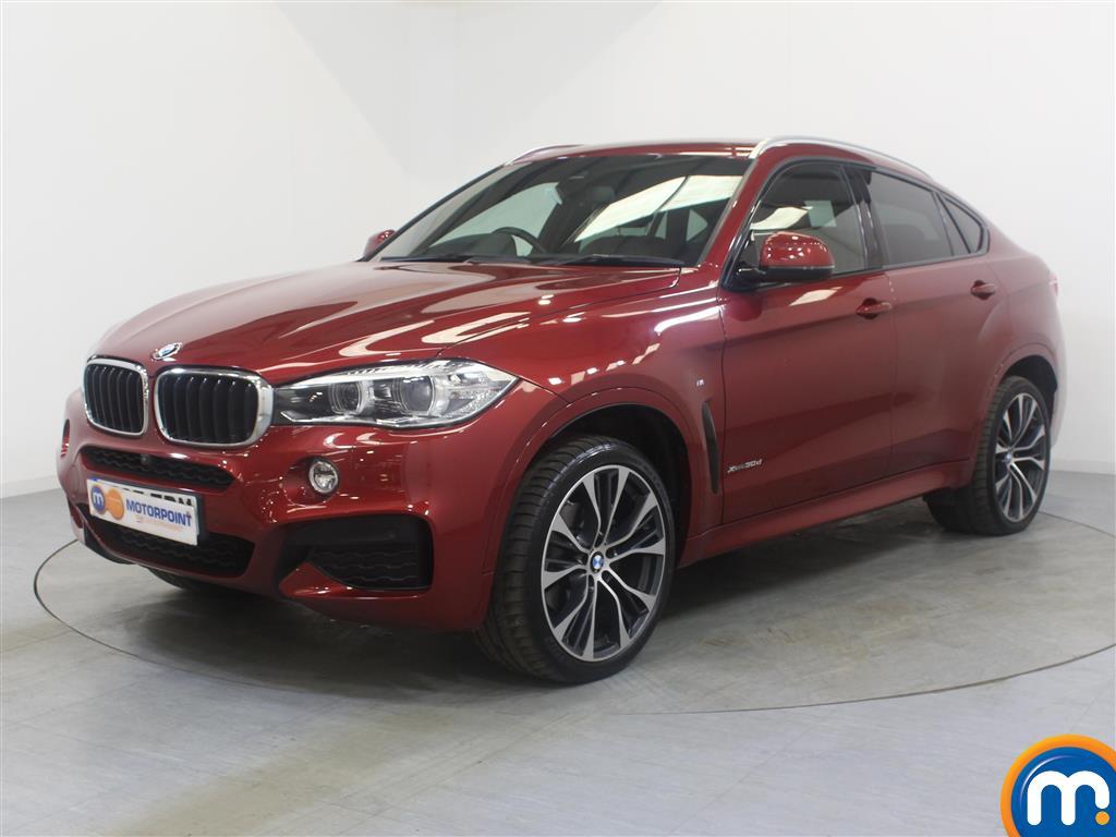 BMW X6 M Sport - Stock Number (1027636) - Passenger side front corner
