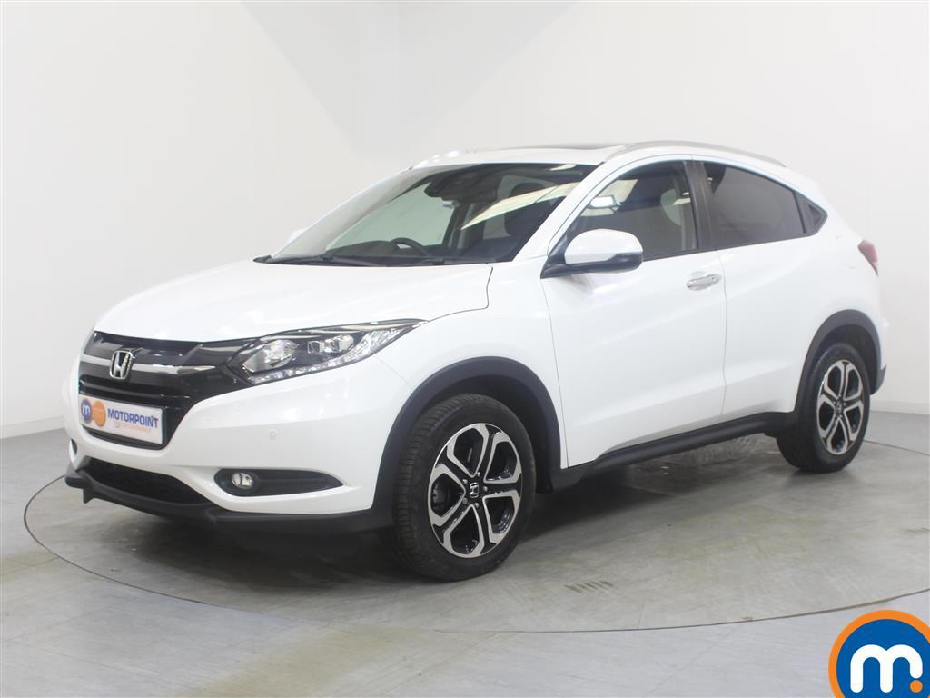 Honda Hr-V EX - Stock Number (1026179) - Passenger side front corner