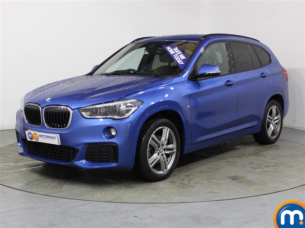 BMW X1 M Sport - Stock Number (1020324) - Passenger side front corner