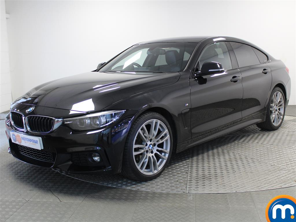 BMW 4 Series M Sport - Stock Number (1017542) - Passenger side front corner