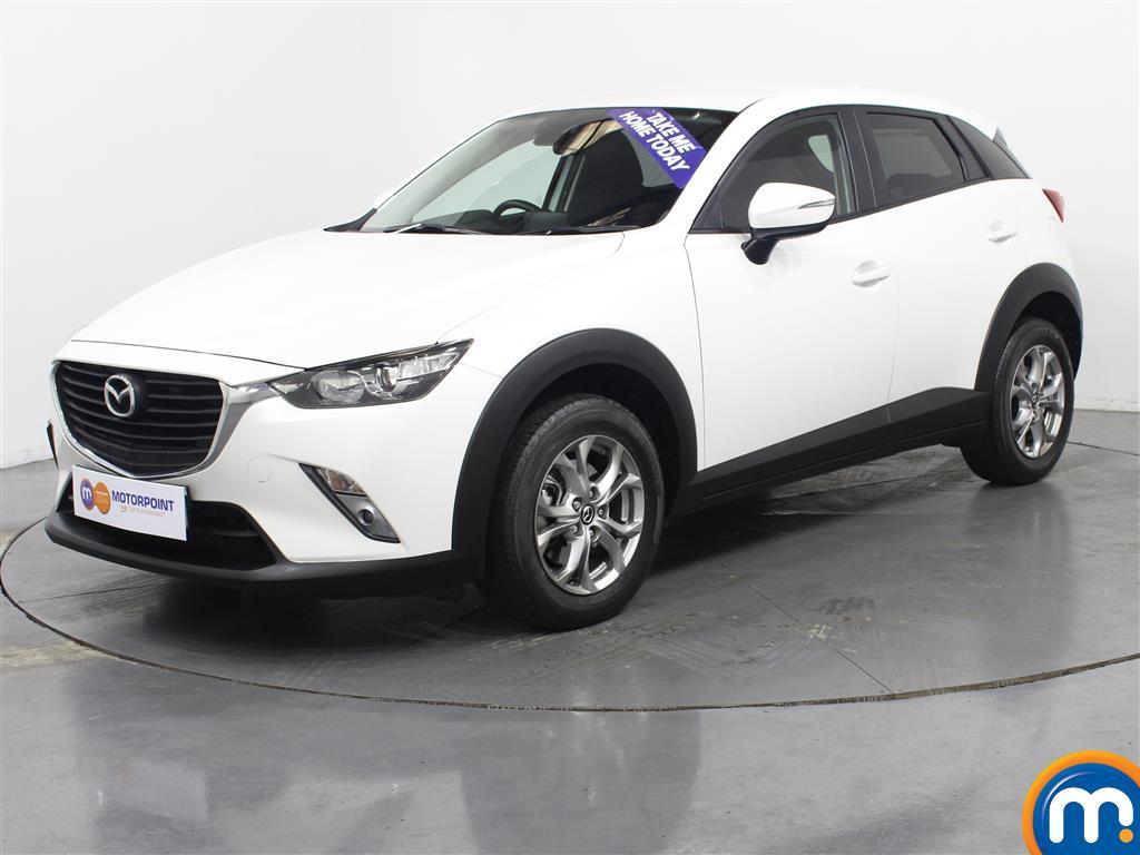 Mazda Cx-3 SE-L Nav - Stock Number (1025084) - Passenger side front corner