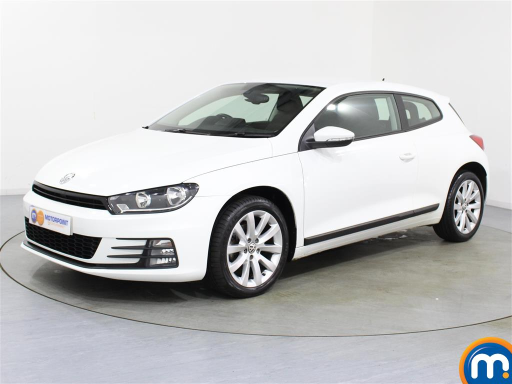 Volkswagen Scirocco 1.4 TSI BlueMotion Tech 3dr - Stock Number (1026804) - Passenger side front corner