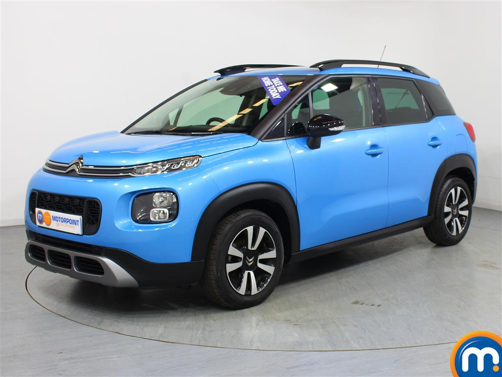 Citroen C3 Aircross Feel - Stock Number (1018357) - Passenger side front corner