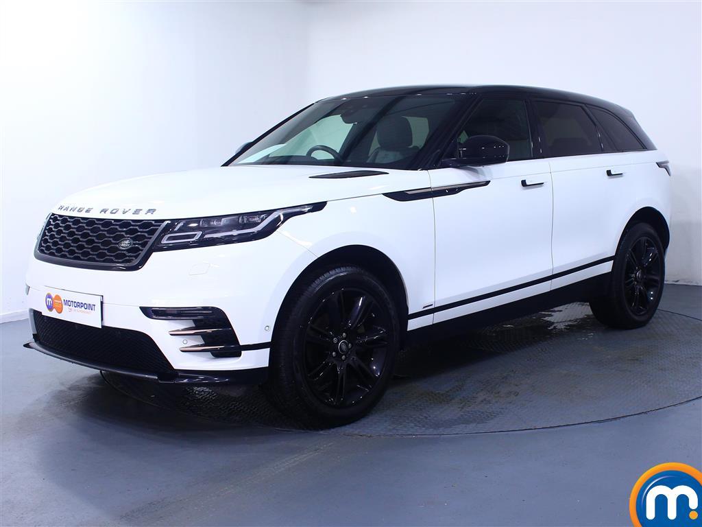 Land Rover Range Rover Velar R-Dynamic SE - Stock Number (1028890) - Passenger side front corner