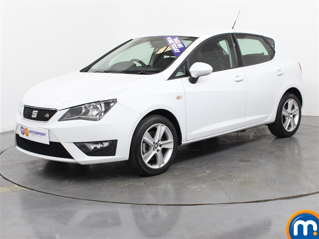 Seat Ibiza FR Technology - Stock Number (1025697) - Passenger side front corner