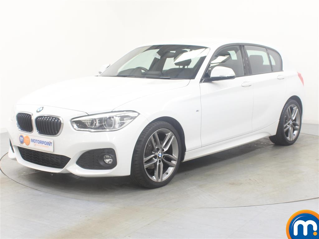 BMW 1 Series M Sport - Stock Number (1027870) - Passenger side front corner