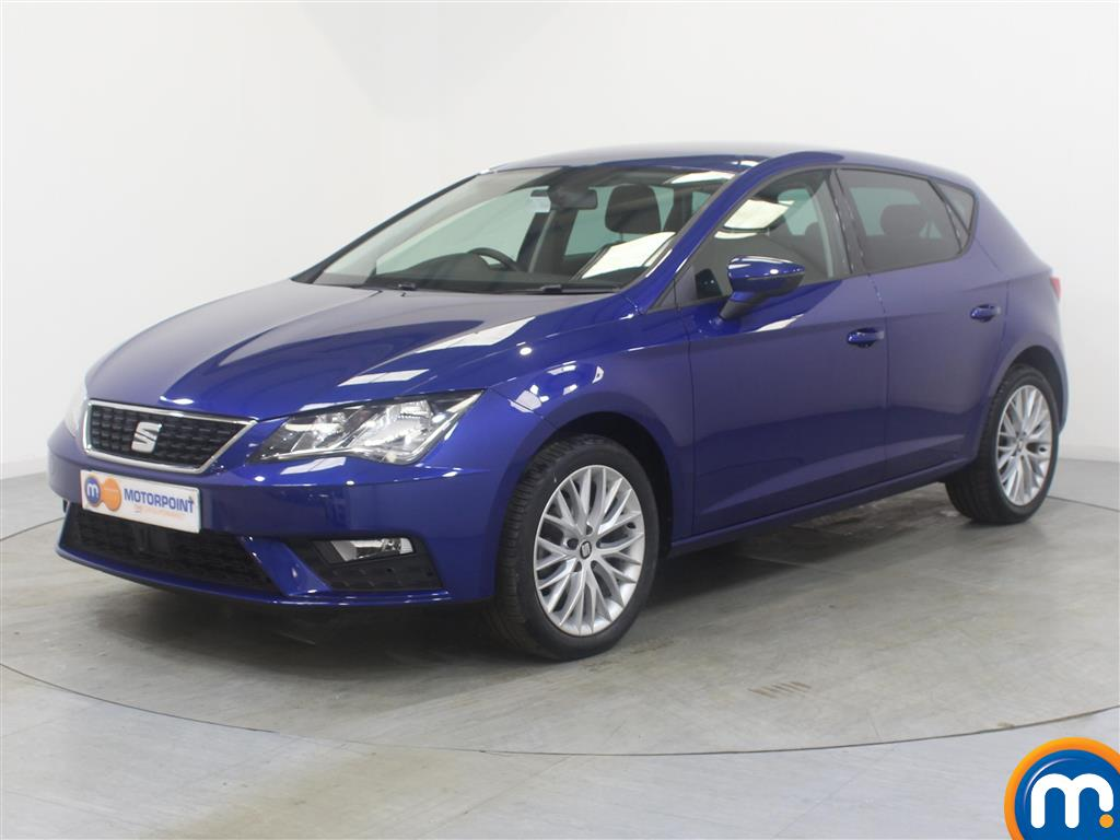 Seat Leon SE Dynamic Technology - Stock Number (1028984) - Passenger side front corner