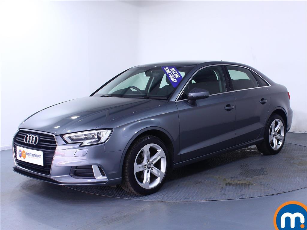 Audi A3 Sport - Stock Number (1029583) - Passenger side front corner