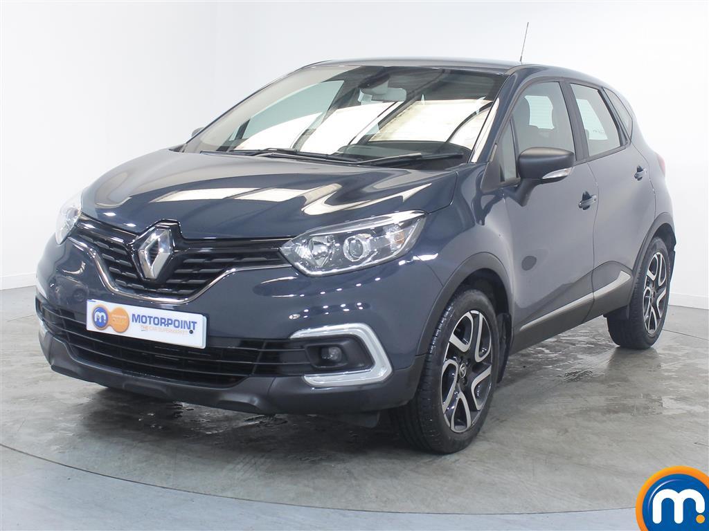Renault Captur Dynamique Nav - Stock Number (1018997) - Passenger side front corner