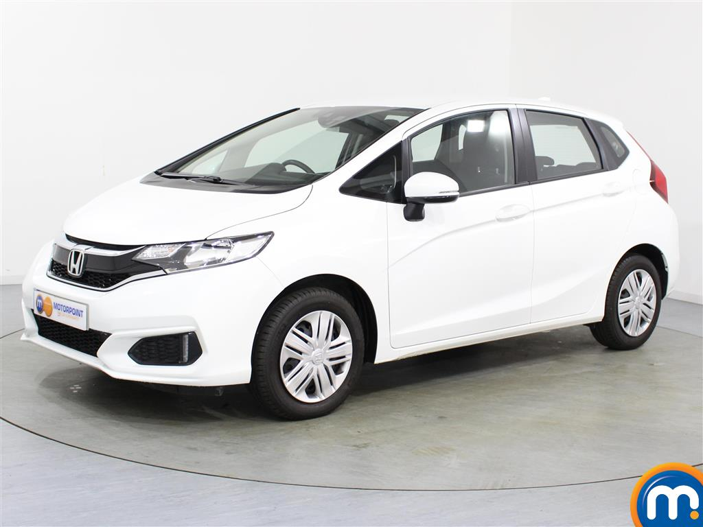 Honda Jazz S - Stock Number (1005441) - Passenger side front corner