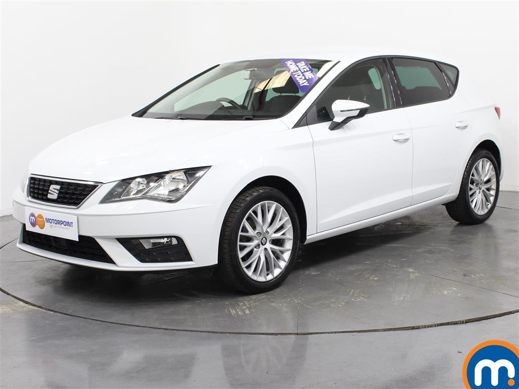 Seat Leon SE Dynamic Technology - Stock Number (1025549) - Passenger side front corner