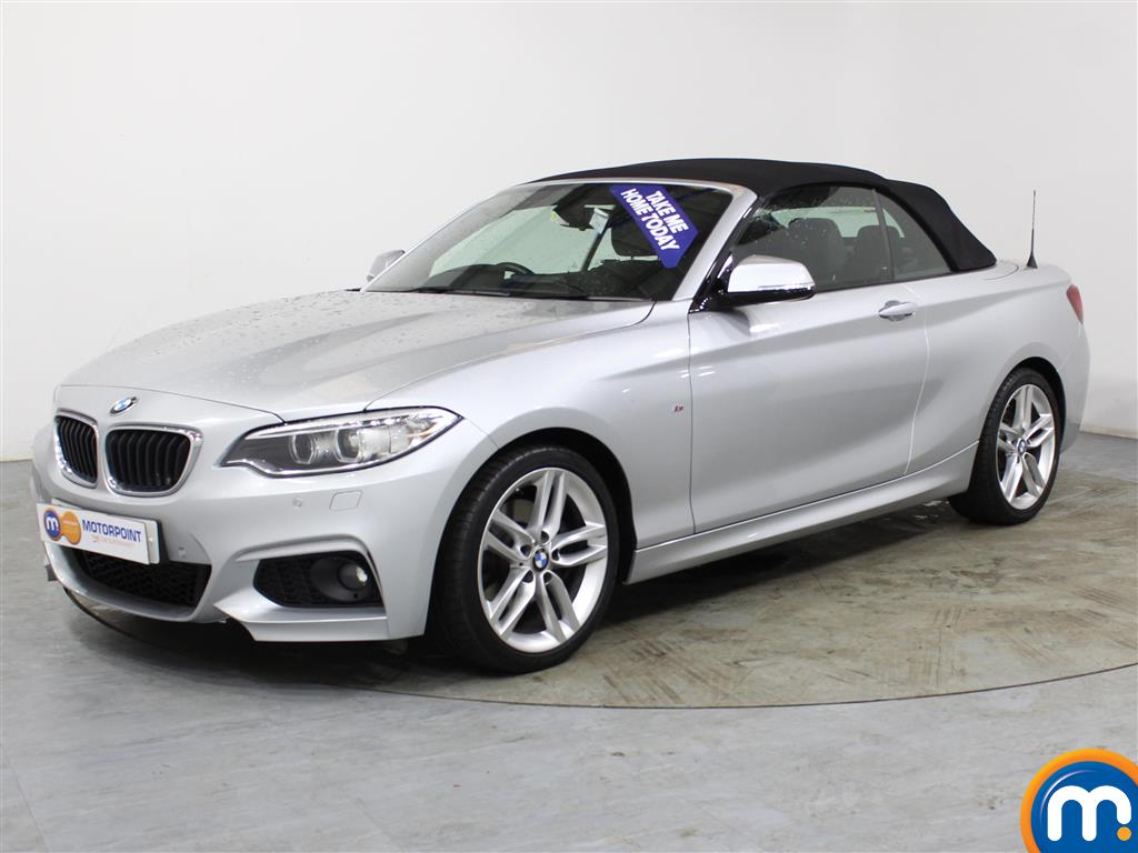 BMW 2 Series M Sport - Stock Number (1021879) - Passenger side front corner