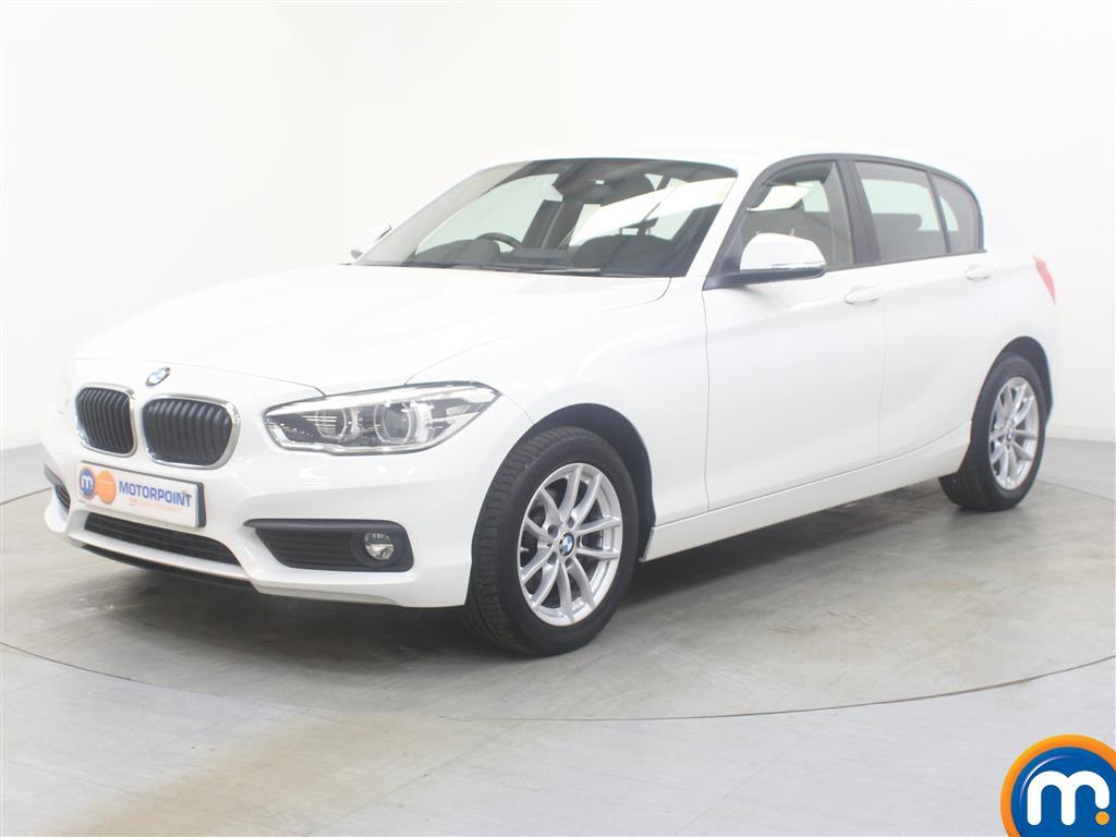 BMW 1 Series SE Business - Stock Number (1025493) - Passenger side front corner