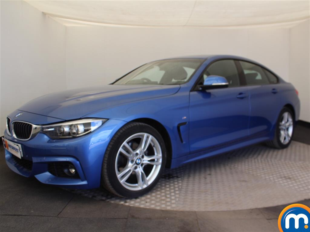 BMW 4 Series M Sport - Stock Number (1018230) - Passenger side front corner