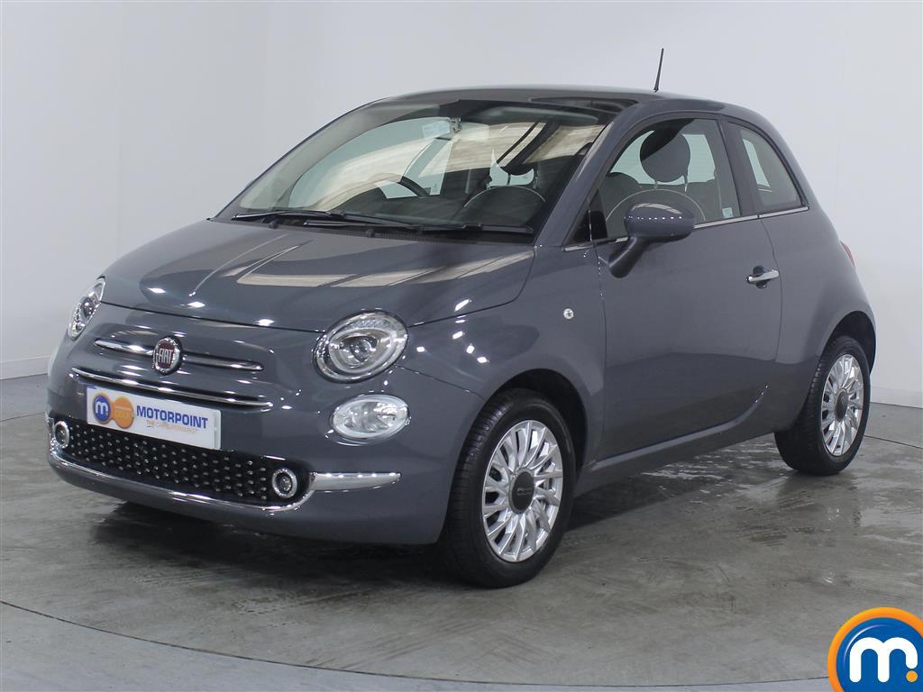 Fiat 500 Lounge - Stock Number (1024431) - Passenger side front corner