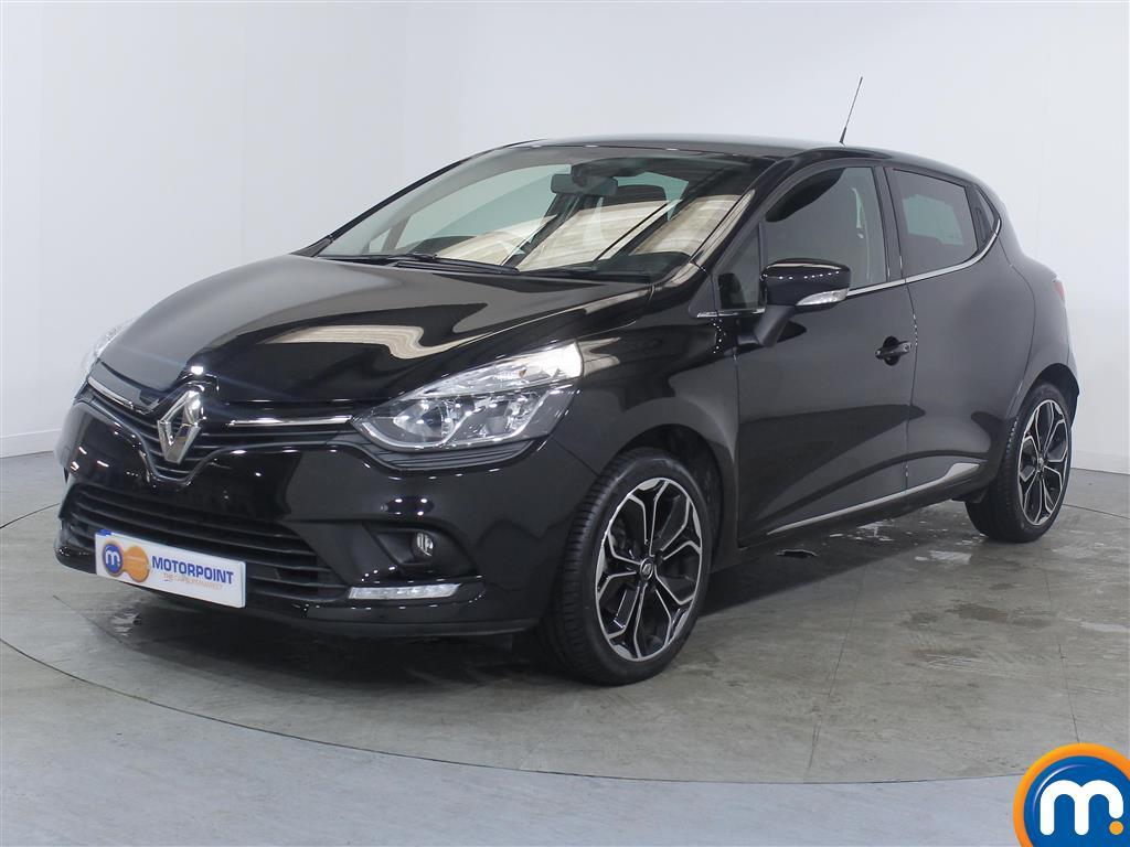 Renault Clio Iconic - Stock Number (1012175) - Passenger side front corner