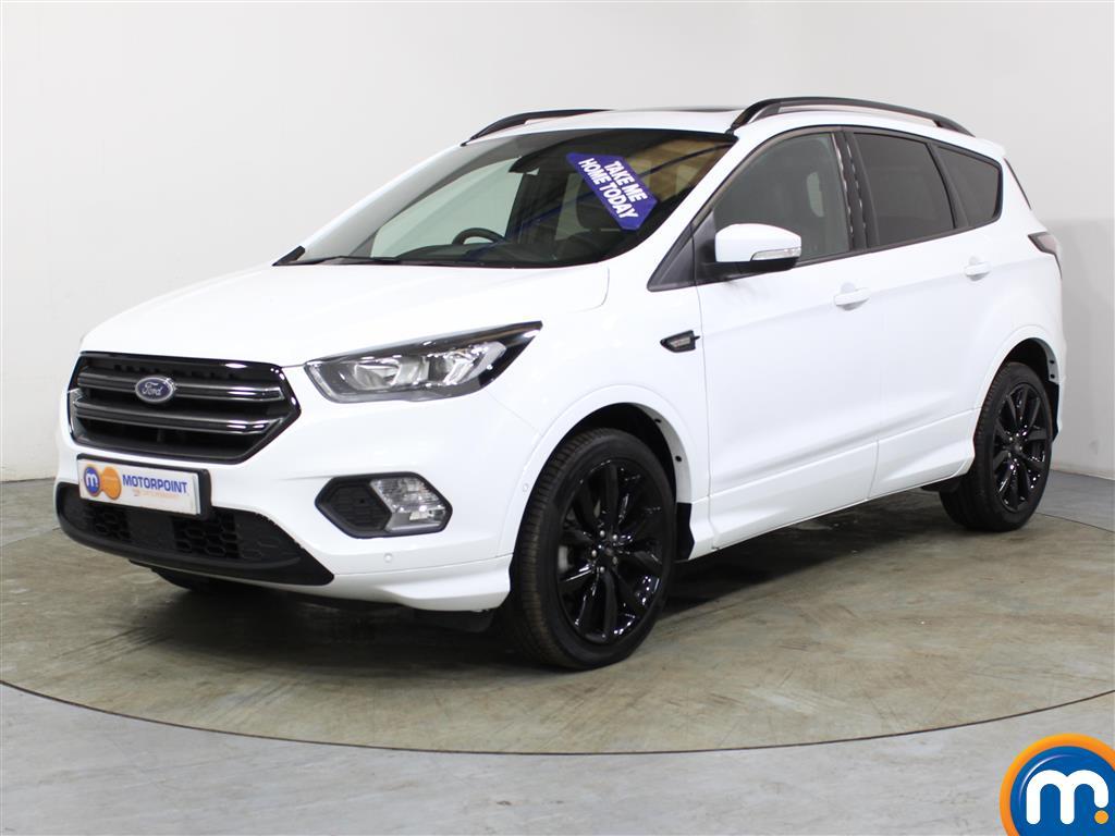 Ford Kuga ST-Line X - Stock Number (1017623) - Passenger side front corner