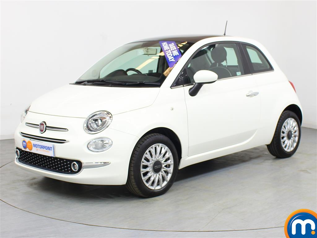 Fiat 500 Lounge - Stock Number (975658) - Passenger side front corner