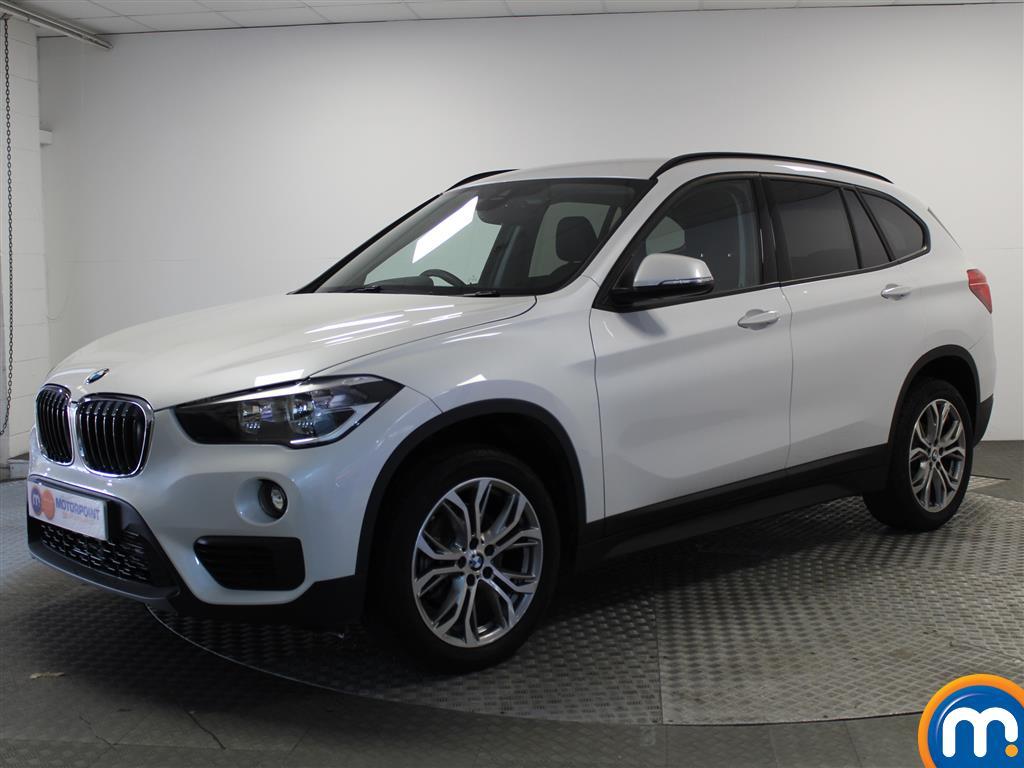 BMW X1 SE - Stock Number (1027237) - Passenger side front corner