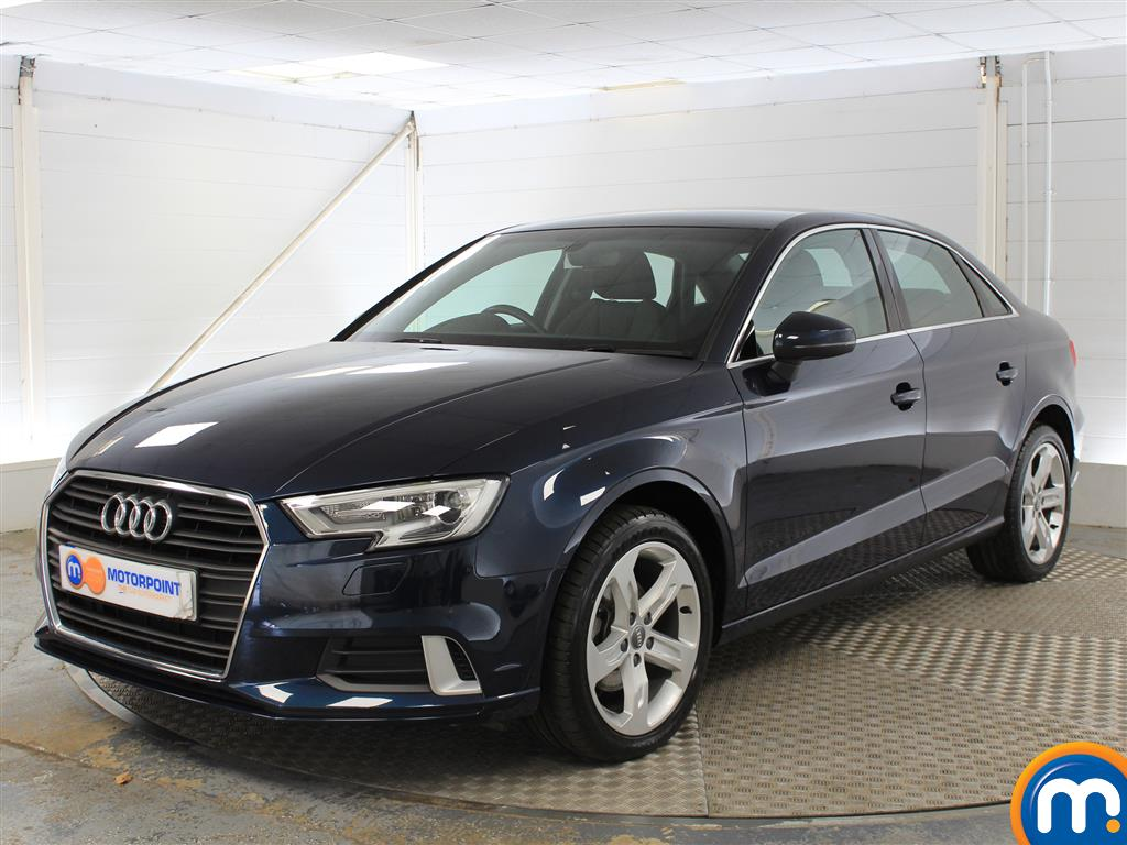 Audi A3 Sport - Stock Number (1026098) - Passenger side front corner