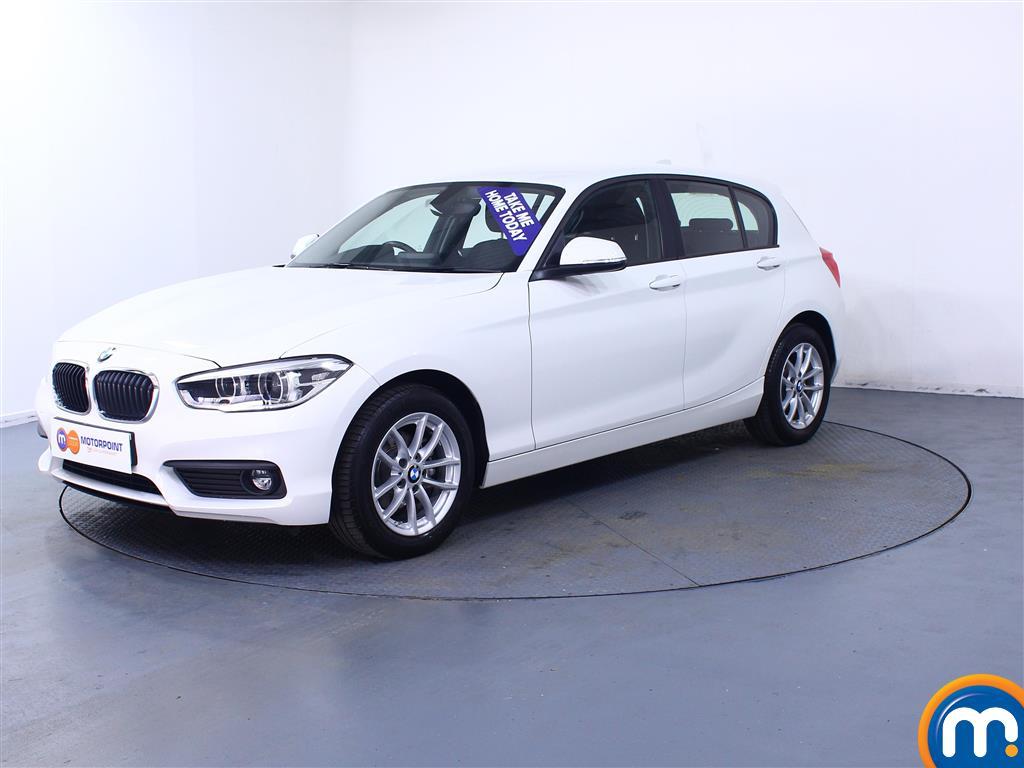 BMW 1 Series SE Business - Stock Number (1025486) - Passenger side front corner