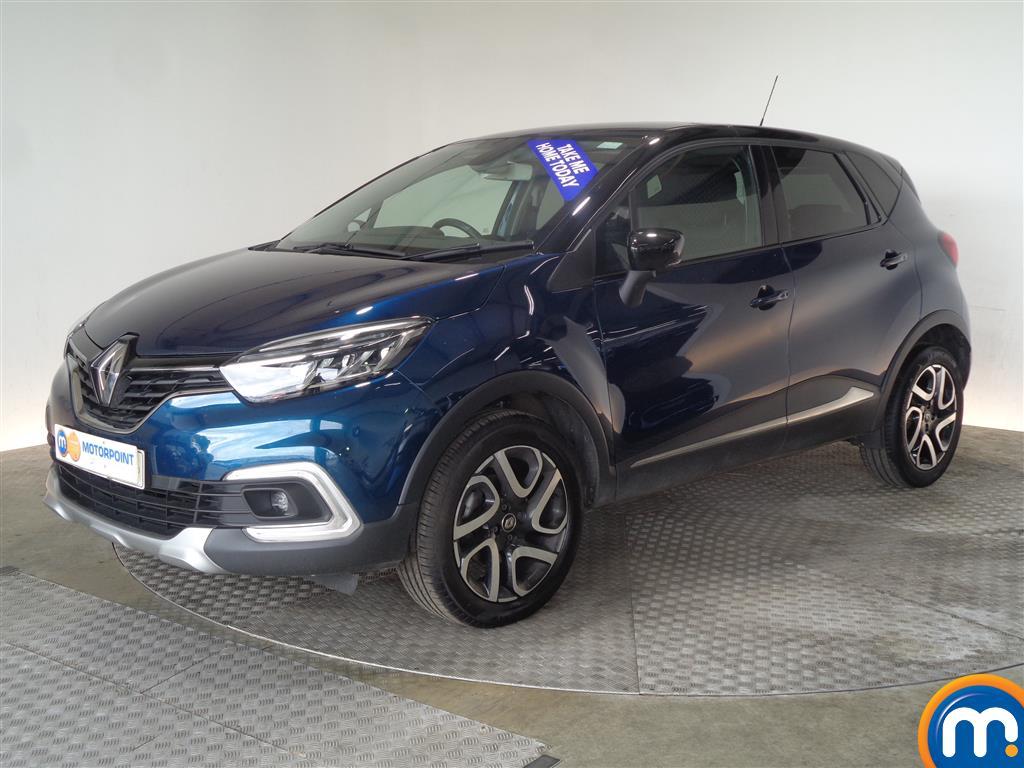 Renault Captur Dynamique S Nav - Stock Number (1028814) - Passenger side front corner