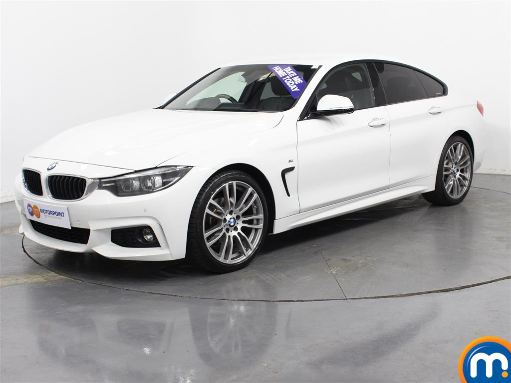 BMW 4 Series M Sport - Stock Number (1027437) - Passenger side front corner