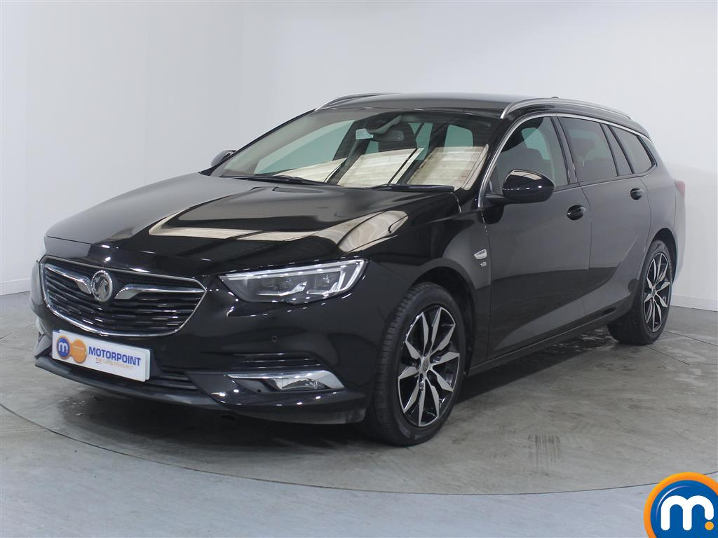Vauxhall Insignia Elite - Stock Number (1017550) - Passenger side front corner