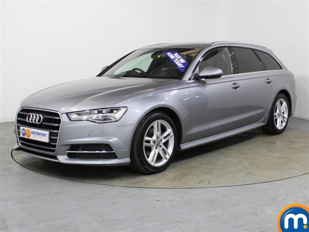 Audi A6 S Line - Stock Number (1015265) - Passenger side front corner