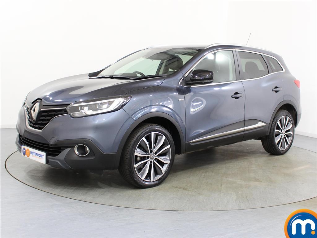 Renault Kadjar Signature Nav - Stock Number (1017563) - Passenger side front corner