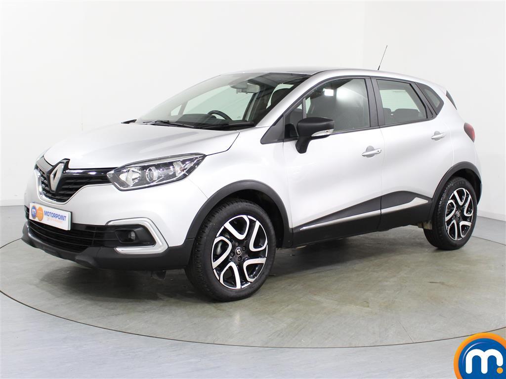 Renault Captur Dynamique Nav - Stock Number (1018999) - Passenger side front corner