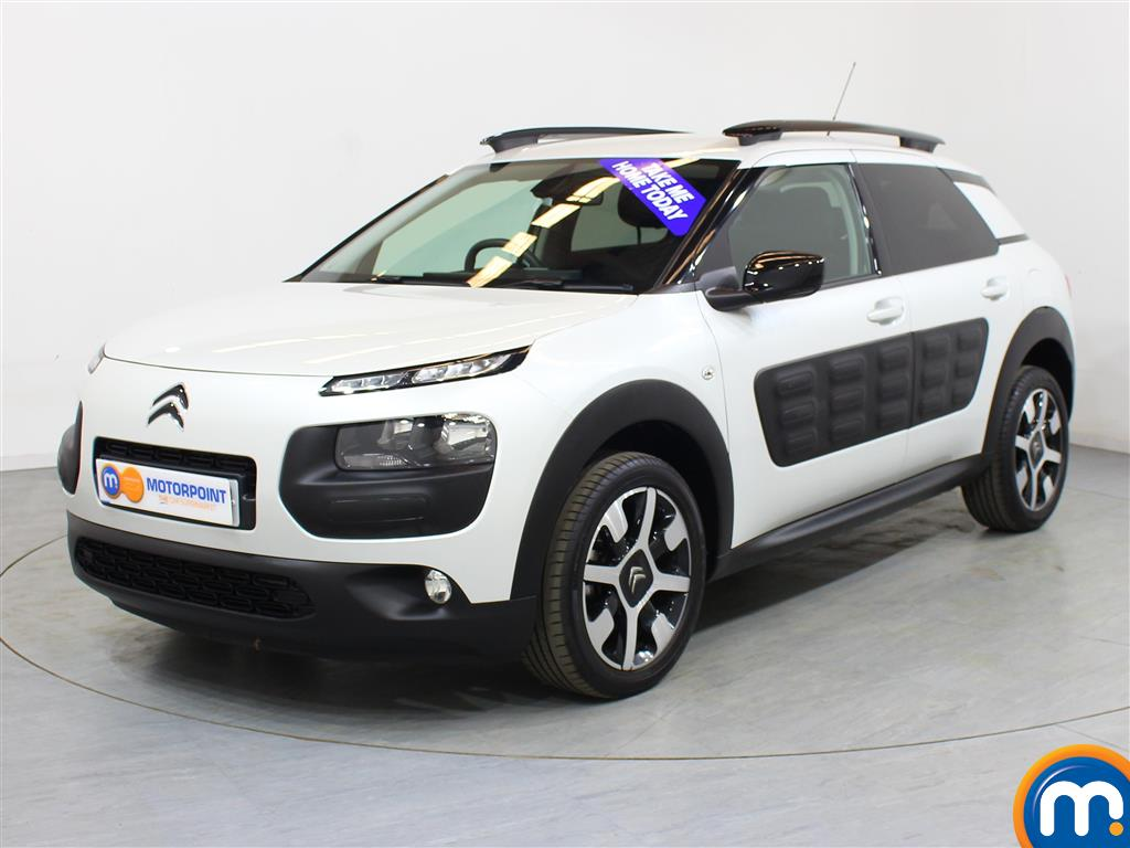 Citroen C4 Cactus Flair - Stock Number (1021475) - Passenger side front corner