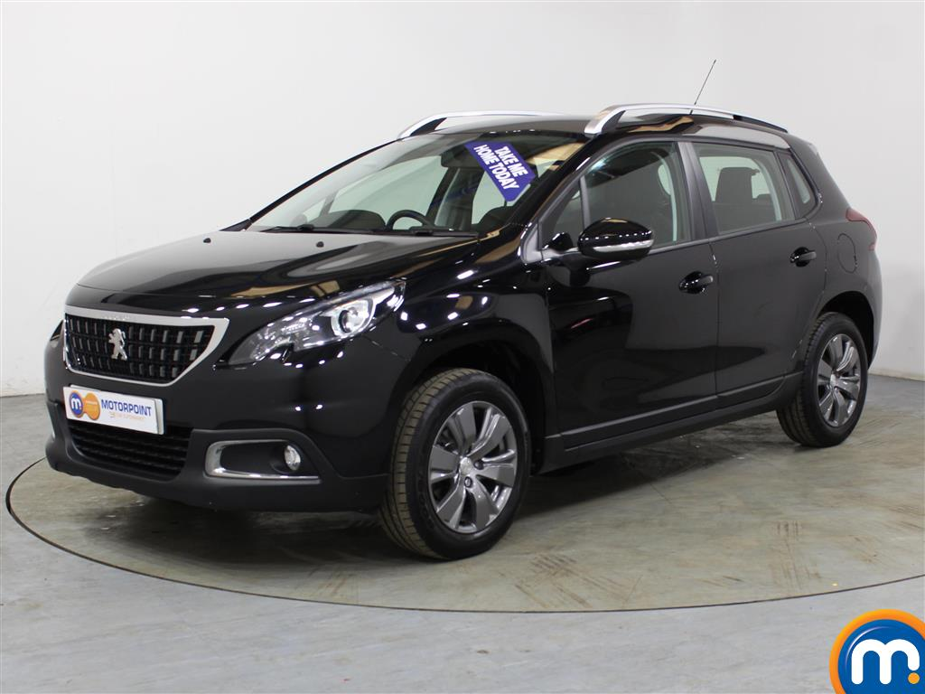 Peugeot 2008 Active - Stock Number (1027510) - Passenger side front corner