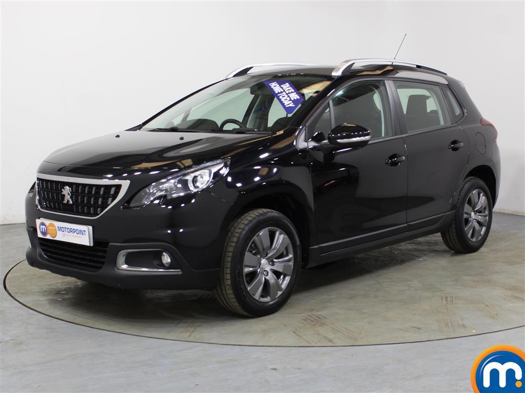 Peugeot 2008 Active - Stock Number (1027510) - Passenger side front corner