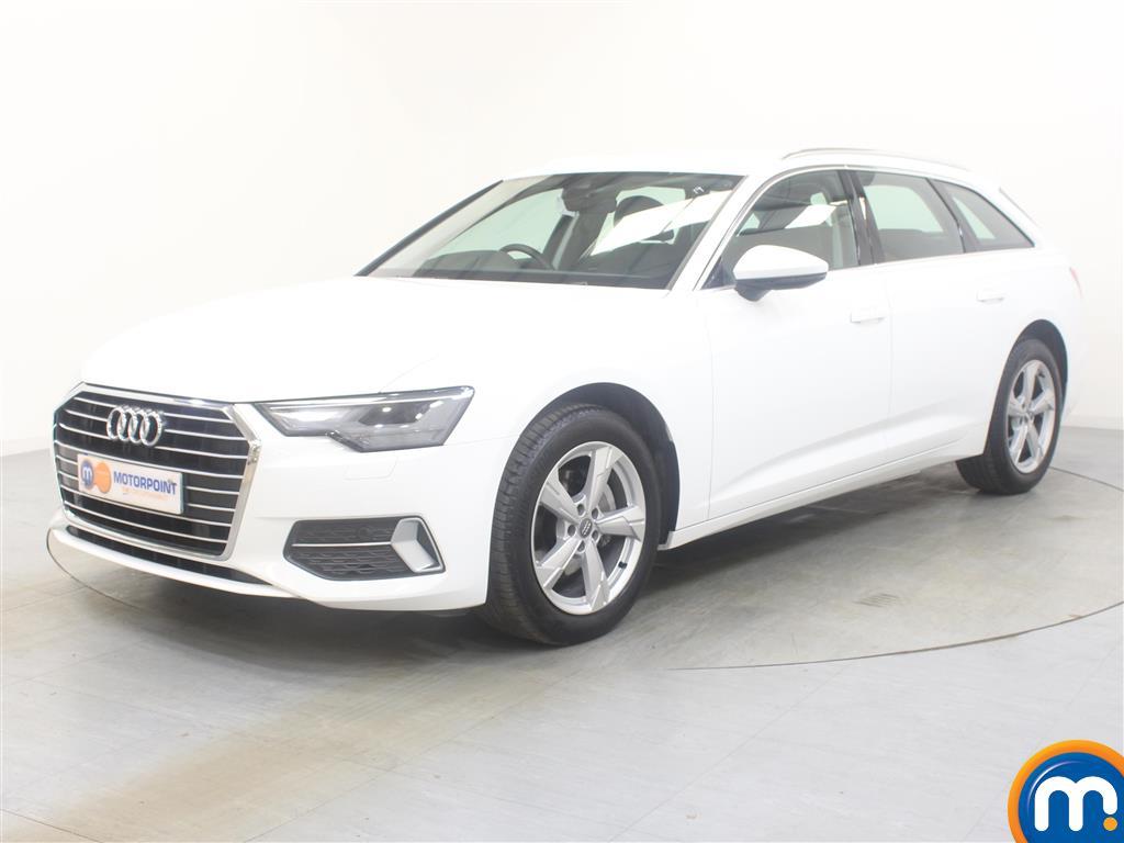 Audi A6 Sport - Stock Number (1027465) - Passenger side front corner