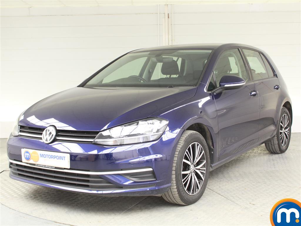 Volkswagen Golf SE - Stock Number (1027517) - Passenger side front corner