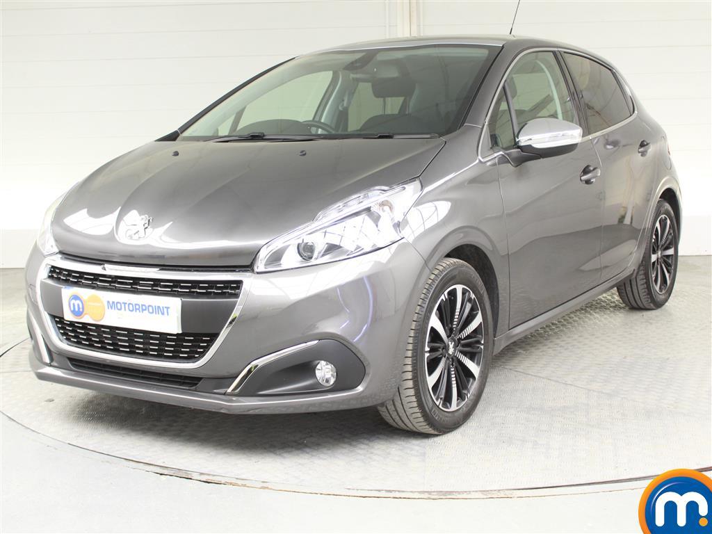 Peugeot 208 Allure Premium - Stock Number (1012360) - Passenger side front corner